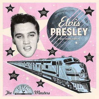 Presley ,Elvis - A Boy From Tulepo : Sun Rec ( Ltd lp )
